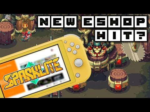 Is Sparklite Switch A New eShop Hit??