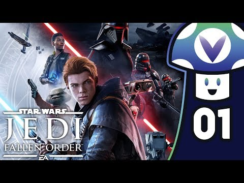 [Vinesauce] Vinny - Star Wars Jedi: Fallen Order (PART 1)