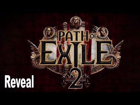 Path of Exile 2 - Reveal Trailer ExileCon 2019 [HD 1080P]