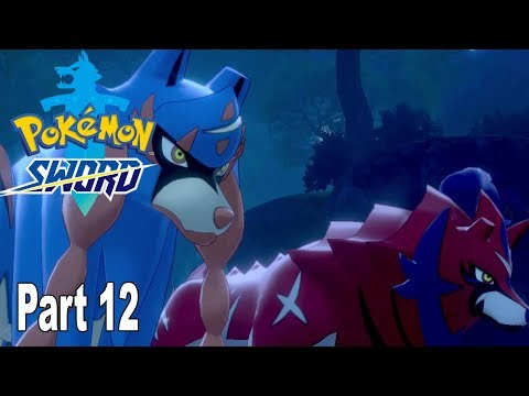 Pokémon Sword - Gameplay Walkthrough Part 12 No Commentary [HD 1080P]