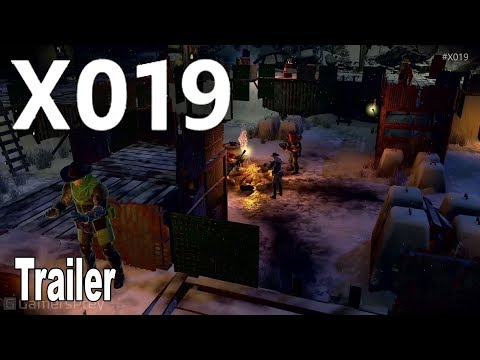 Wasteland 3 - X019 Trailer [HD 1080P]