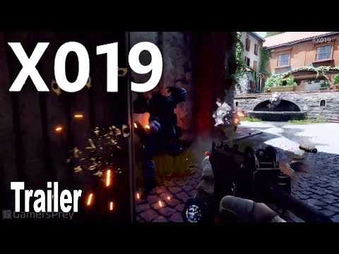 CrossFire X - Gameplay Trailer X019 [HD 1080P]