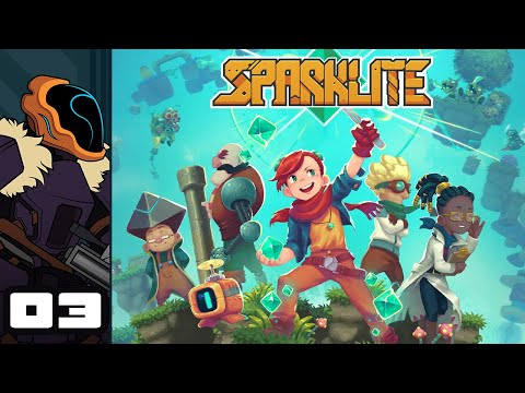 Let's Play Sparklite - PC Gameplay Part 3 - Not The Bees!?
