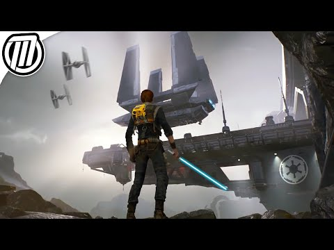 Star Wars Jedi: Fallen Order - EXPLORING PLANETS Gameplay!
