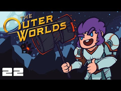 Let's Play The Outer Worlds - PC Gameplay Part 22 - Radio Free Monarch