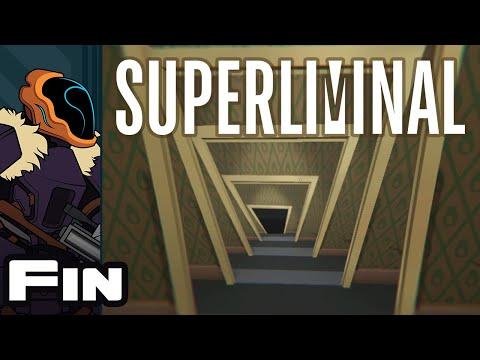 Let's Play Superliminal - PC Gameplay Part 4 - Finale - Paradox Escape