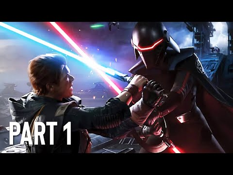 Star Wars Jedi Fallen Order Gameplay Walkthrough, Part 1!