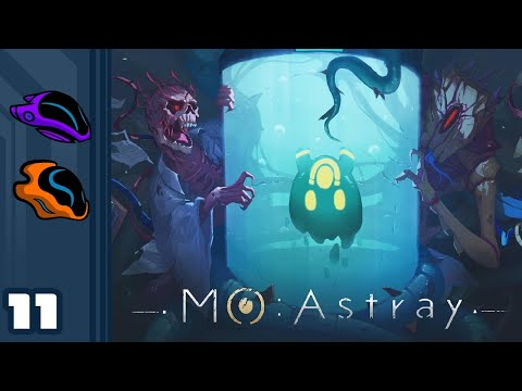Let's Play MO: Astray - PC Gameplay Part 11 - Mad Mo