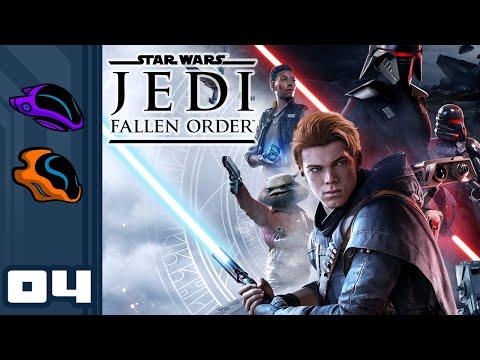 Let's Play Star Wars Jedi: Fallen Order - PC Gameplay Part 4 - +1 Saber