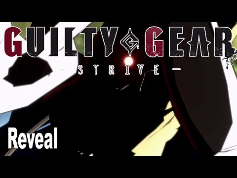 Guilty Gear Strive - Reveal Trailer + Faust Teaser [HD 1080P]