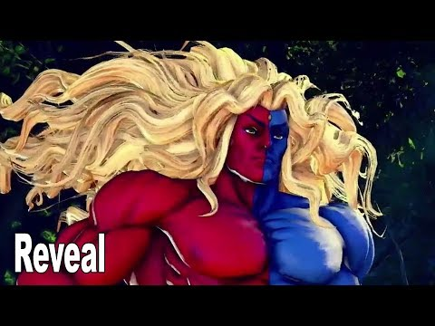 Street Fighter V - Gill Reveal Trailer [HD 1080P]