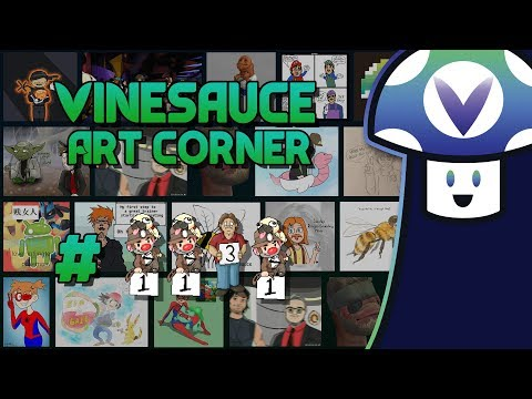 [Vinebooru] Vinny - Vinesauce Art Corner #1131