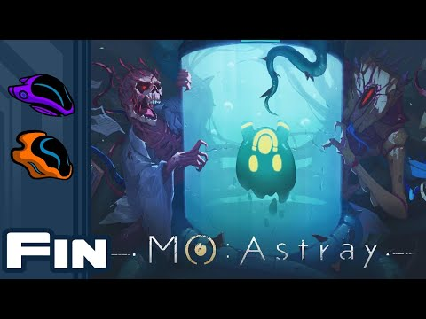 Let's Play MO: Astray - PC Gameplay Part 13 - Finale - Perfectly Satisfying
