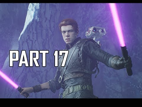 STAR WARS JEDI FALLEN ORDER Walkthrough Part 17 - Split Saber