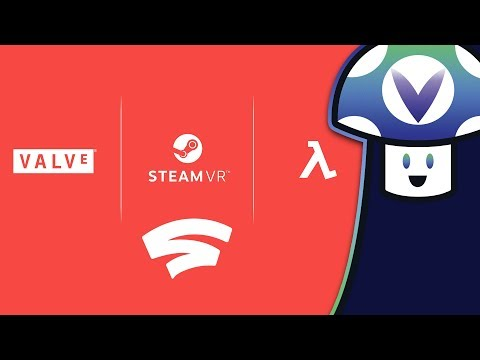 [Vinesauce] VineTalk - Half-Life: Alyx Announcement, Google Stadia & More Discussion