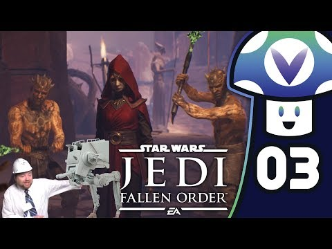 [Vinesauce] Vinny - Star Wars Jedi: Fallen Order (PART 3)