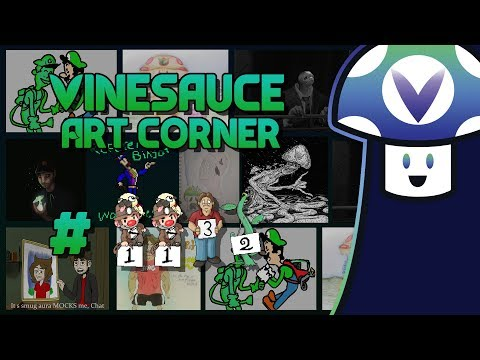 [Vinebooru] Vinny - Vinesauce Art Corner #1132