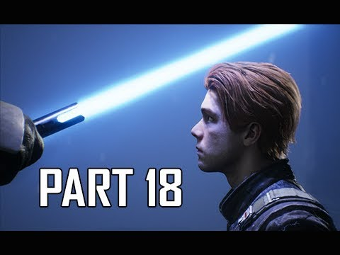 STAR WARS JEDI FALLEN ORDER Walkthrough Part 18 - Master's Words