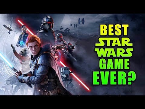 Best Star Wars Game Ever? - Jedi Fallen Order Review