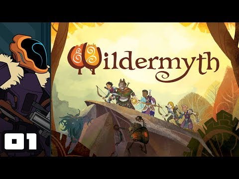 Let's Play Wildermyth [Early Access] - PC Gameplay Part 1 - Choose Your Own Legend