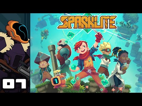 Let's Play Sparklite - PC Gameplay Part 7 - Sloggy Swamps