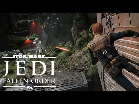 Crazy Cave System | Star Wars Jedi: Fallen Order | Let's Play - #3