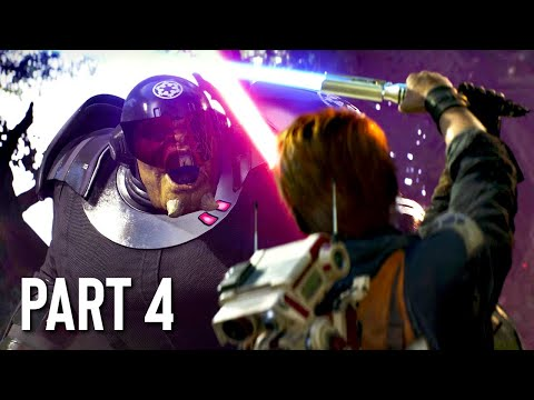 Star Wars: Jedi Fallen Order Gameplay Walkthrough, Part 4!