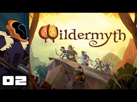 Let's Play Wildermyth [Early Access] - PC Gameplay Part 2 - No Retreat!