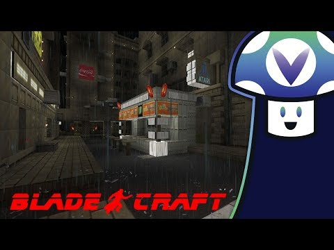 [Vinesauce] Vinny - Bladecraft: Blade Runner Minecraft Mod