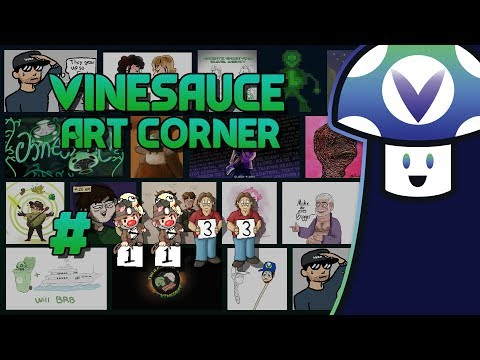 [Vinebooru] Vinny - Vinesauce Art Corner #1133