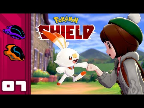 Let's Play Pokemon Shield - Switch Gameplay Part 7 - Bottom Tier Beasties
