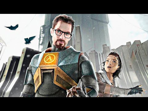HALF-LIFE: ALYX - Gameplay Announcement Trailer
