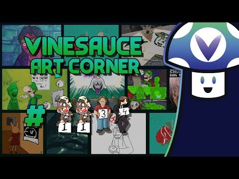 [Vinebooru] Vinny - Vinesauce Art Corner #1134