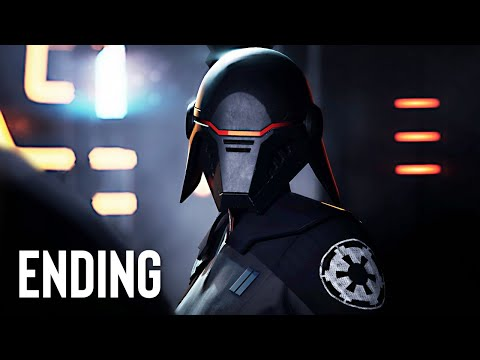 Star Wars: Jedi Fallen Order Gameplay Walkthrough, Part 5! (ENDING)