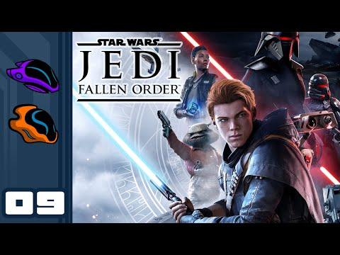 Let's Play Star Wars Jedi: Fallen Order - PC Gameplay Part 9 - Grand Theft Jedi