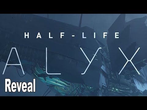Half-Life: Alyx - Reveal Trailer [HD 1080P]