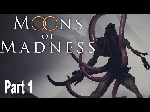 Moons of Madness - Gameplay Walkthrough Part 1 No Commentary [HD 1080P]