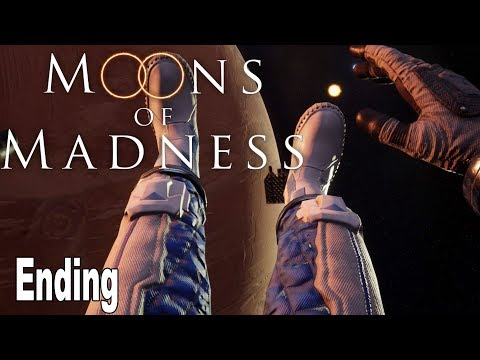 Moons of Madness - Ending and Credits [HD 1080P]