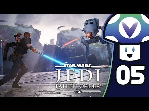 [Vinesauce] Vinny - Star Wars Jedi: Fallen Order (PART 5)