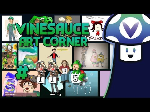 [Vinebooru] Vinny - Vinesauce Art Corner #1135