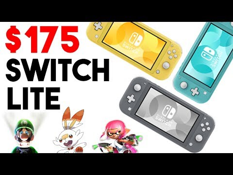 How To Get A Switch Lite For $175!!