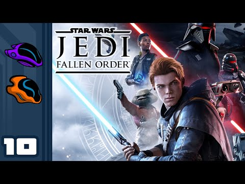 Let's Play Star Wars Jedi: Fallen Order - PC Gameplay Part 10 - Eavesdropping