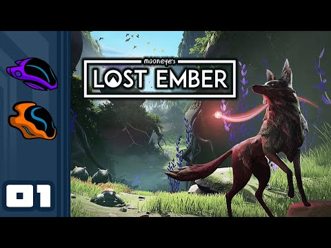 Let's Play Lost Ember - PC Gameplay Part 1 - Disregard Wolves, Acquire Wombats