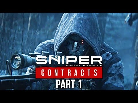 SNIPER GHOST WARRIORS CONTRACTS Gameplay Walkthrough Part 1 - FIRST CONTRACT