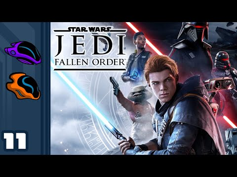 Let's Play Star Wars Jedi: Fallen Order - PC Gameplay Part 11 - Hero Of The Day