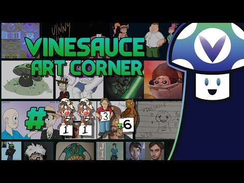 [Vinebooru] Vinny - Vinesauce Art Corner #1136
