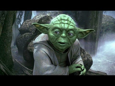 Yoda Dagobah Nightmare Visions Scene - Star Wars The Force Unleashed 2