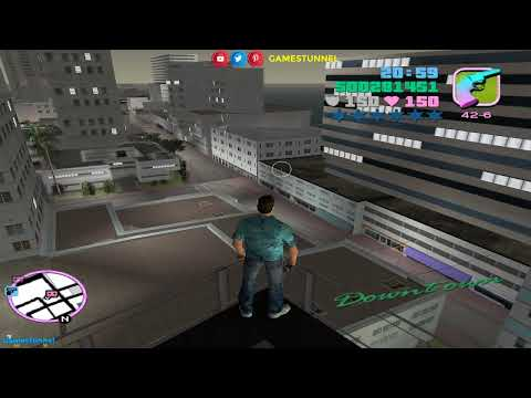 🔴 ScorpionGod, The Vigilante in Miami Challenge — VC Vigilante Missions ► GTA Vice City [Part #1]