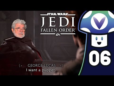 [Vinesauce] Vinny - Star Wars Jedi: Fallen Order (PART 6)