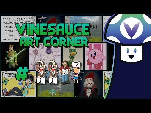 [Vinebooru] Vinny - Vinesauce Art Corner #1137